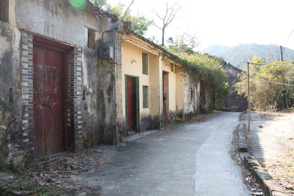Village Houses, Chek Keng