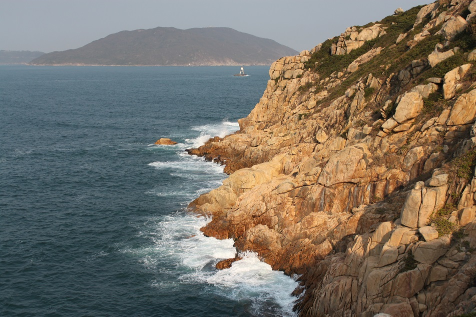 Well-Worn Cliffs