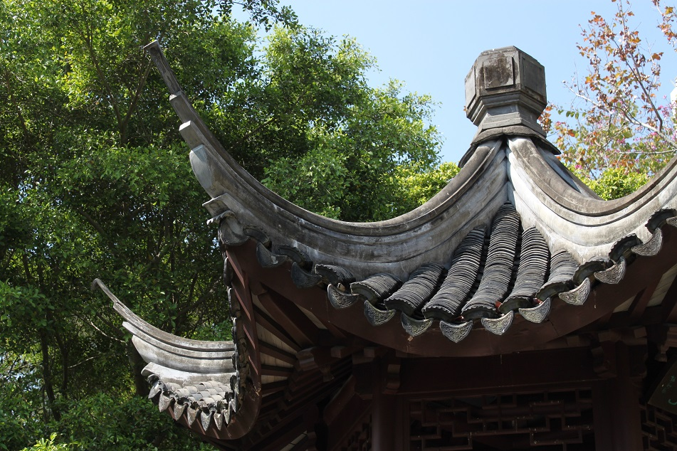 One of the Most Beautiful Roof Designs in the World