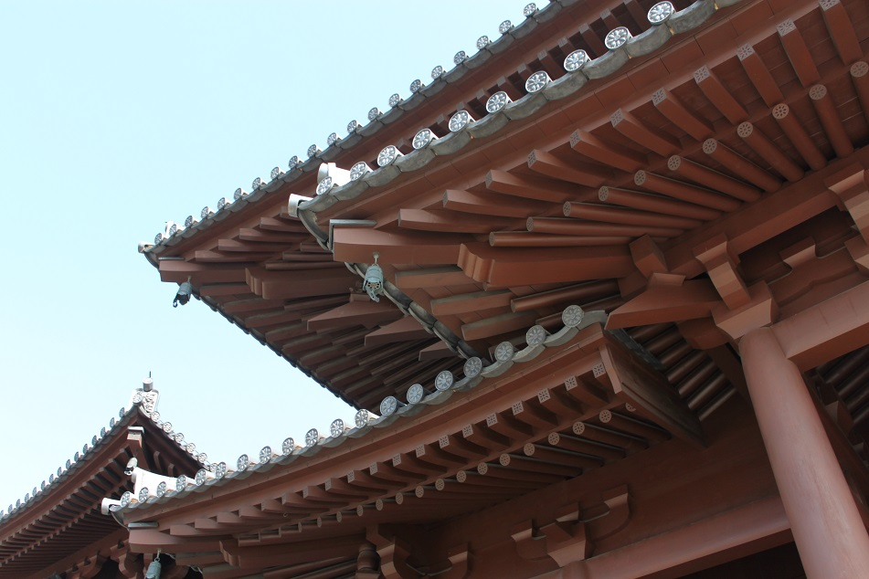 Tang Dynasty Style Roofs