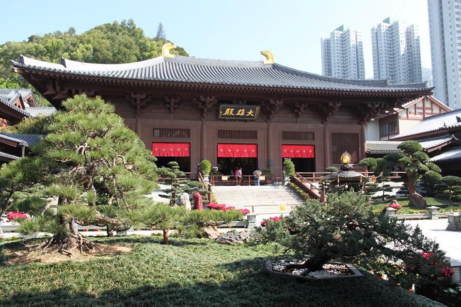 A Temple Hall