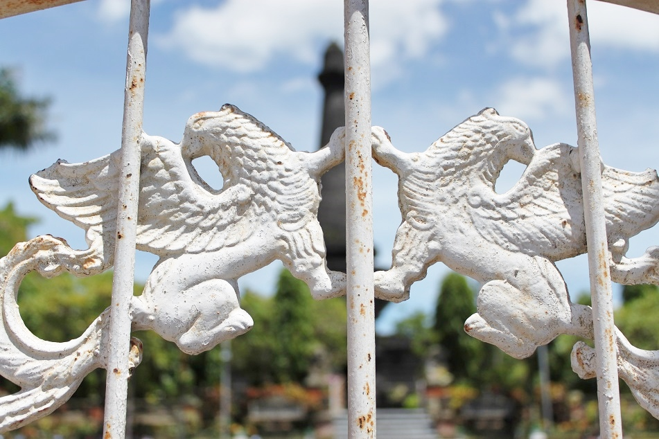 Fence Decoration, Kerta Gosa