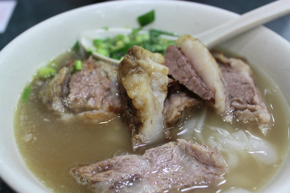 Beef Brisket Noodles, Causeway Bay