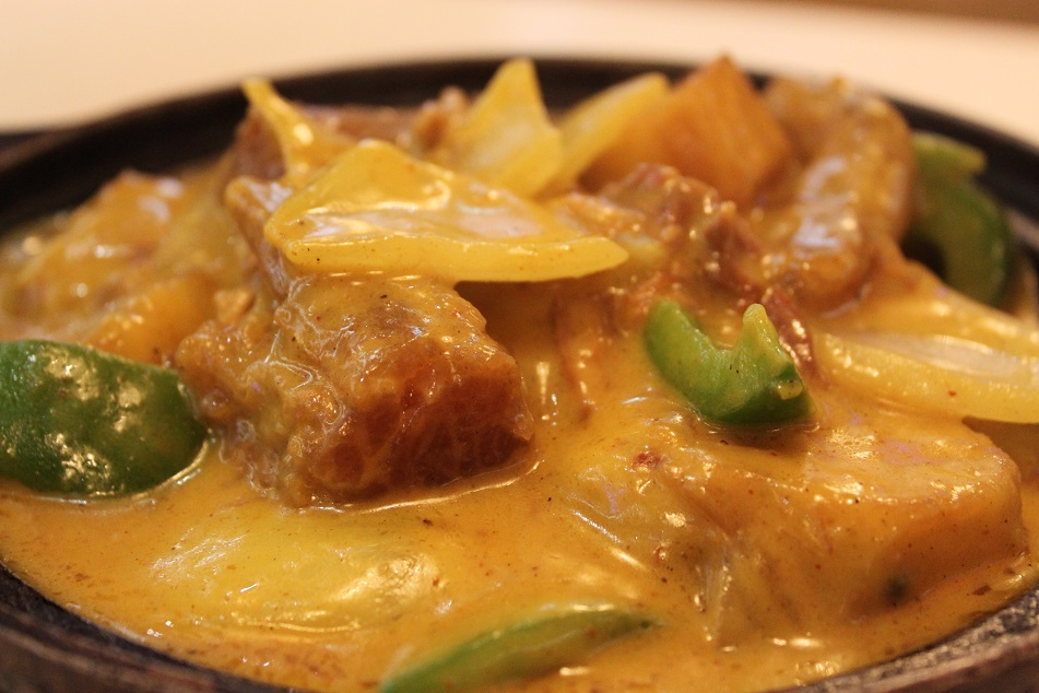 Hong Kong Curry,