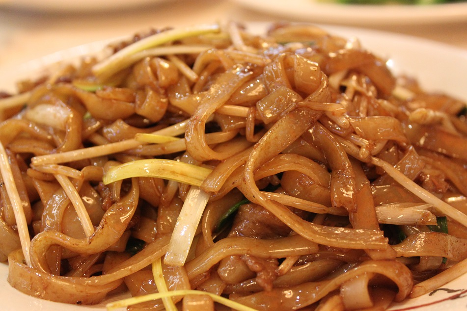 Fried Kway Teow,
