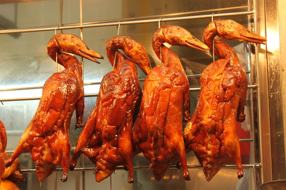 Hong Kong's Irresistible Roast Duck
