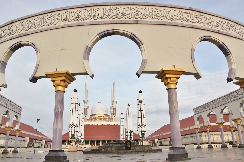The Grand Mosque of Central Java