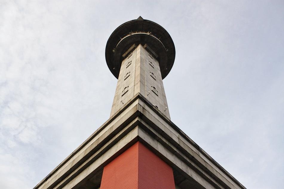 The 99 m Asma Al-Husna Tower