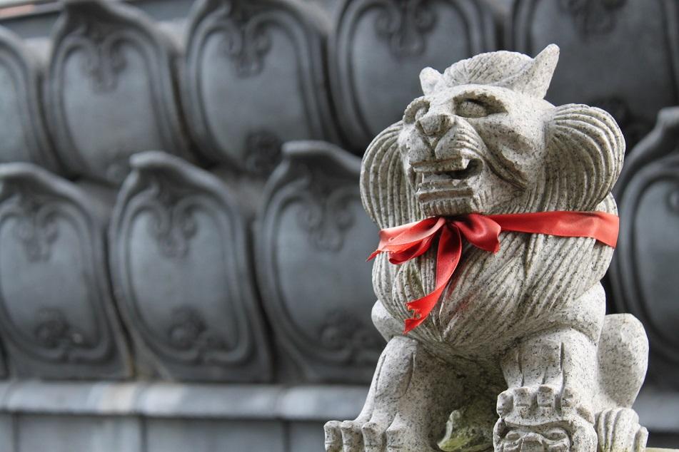Ornaments at the Pagoda