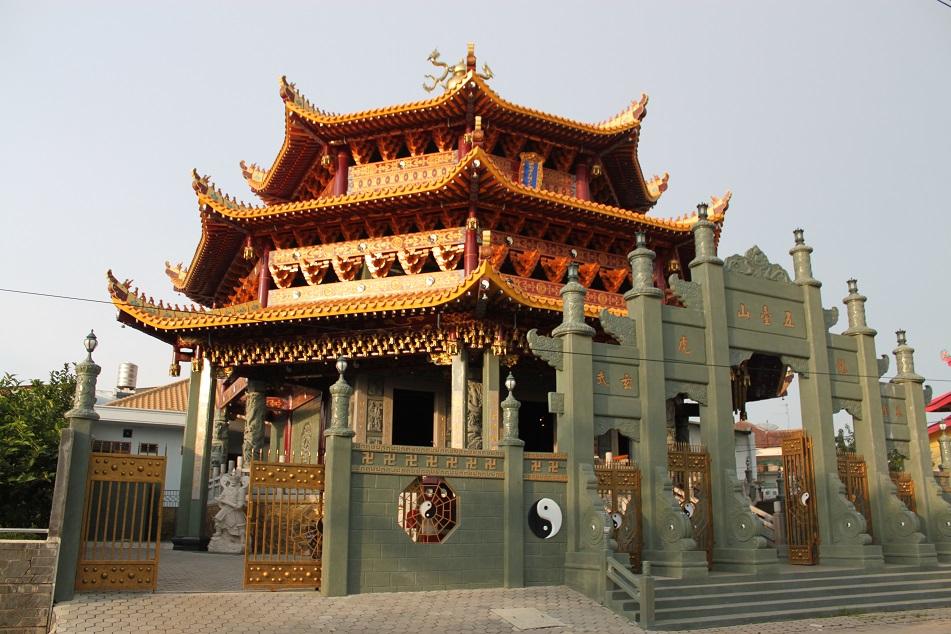 A Temple near Kaliasin