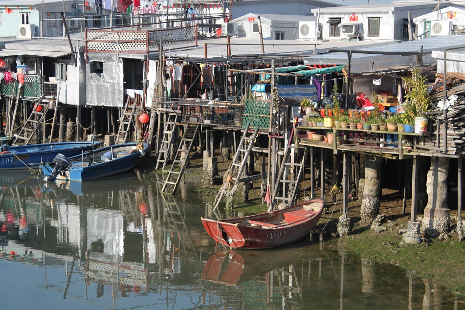 Stilt Houses, Vestiges of Hong Kong's Past