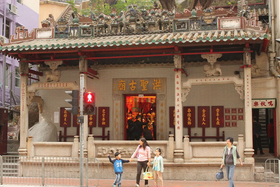 Wan Chai's Tin Hau Temple, A Vestige from the Pre-Reclamation Time