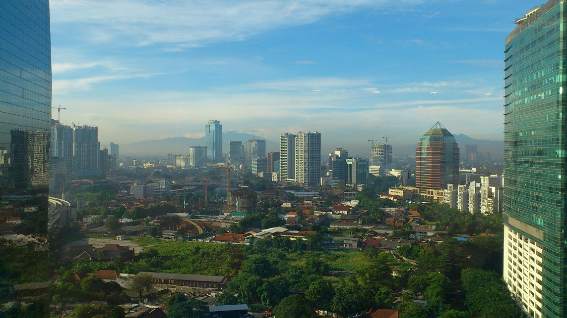 South Jakarta, Viewed from My Office