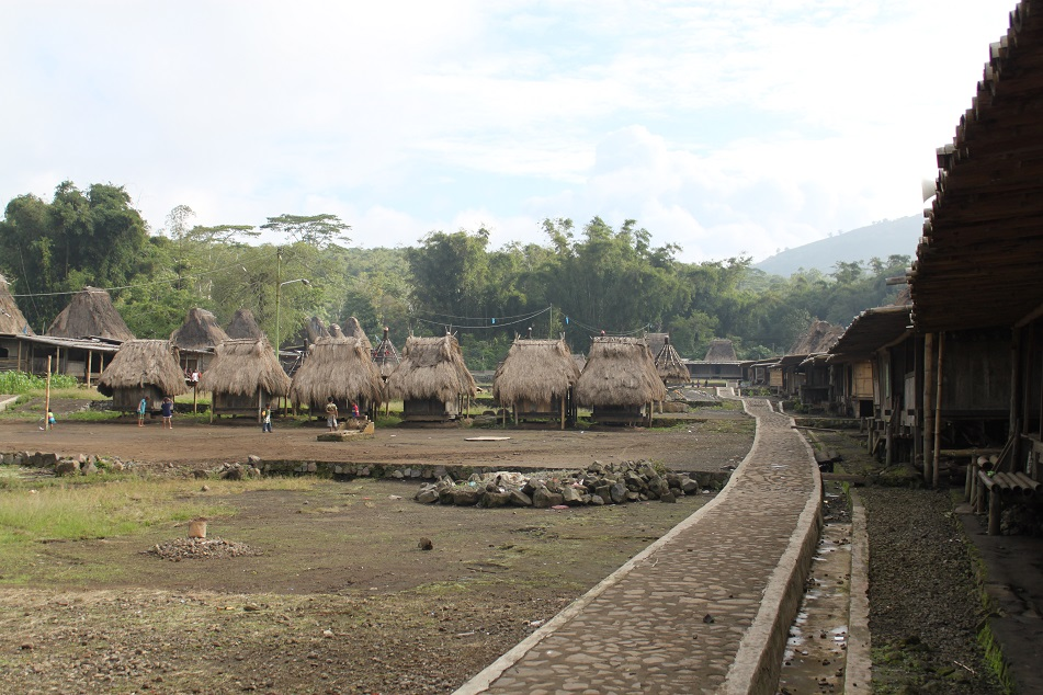 Traditional Houses, Wogo Village