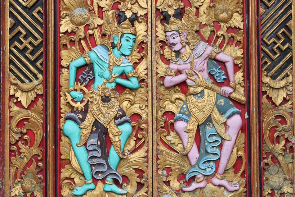 Hindu Epic Characters