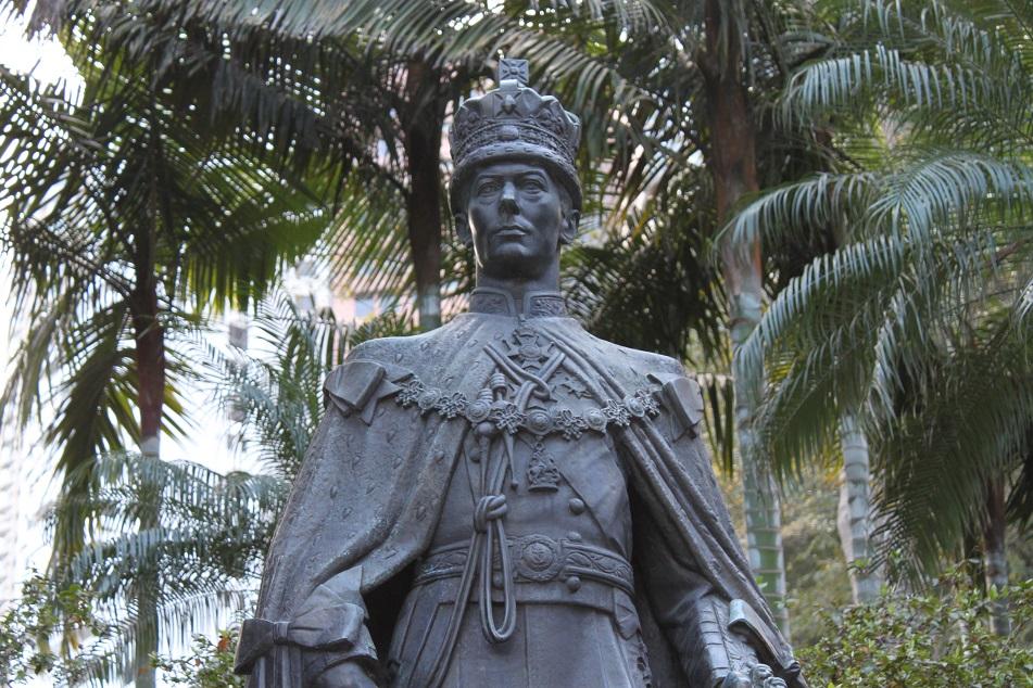 Britain's King George VI