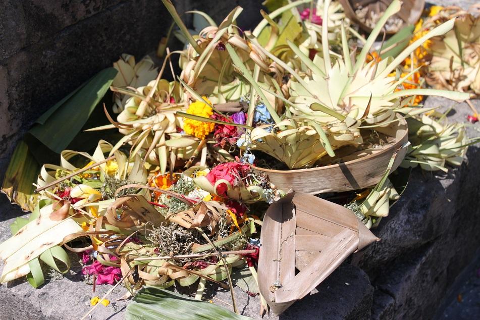 Colorful Canang Sari