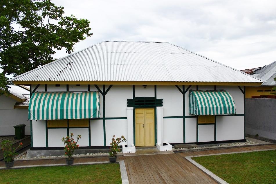 Sukarno's Exile House