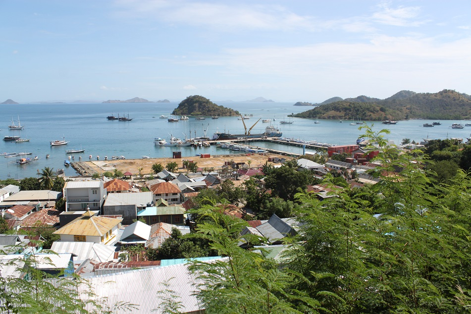 The Town of Labuan Bajo