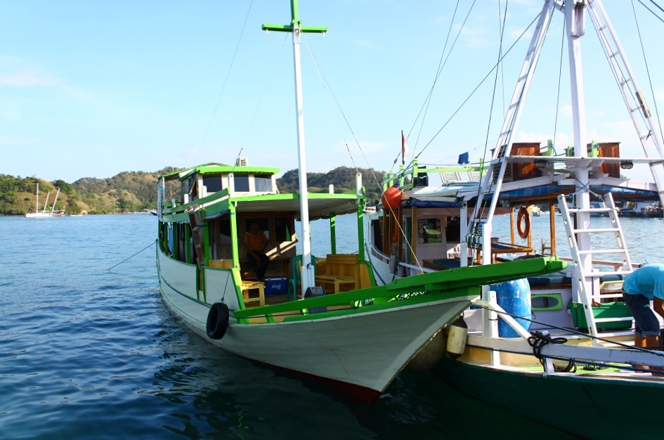Famasena, Our Boat