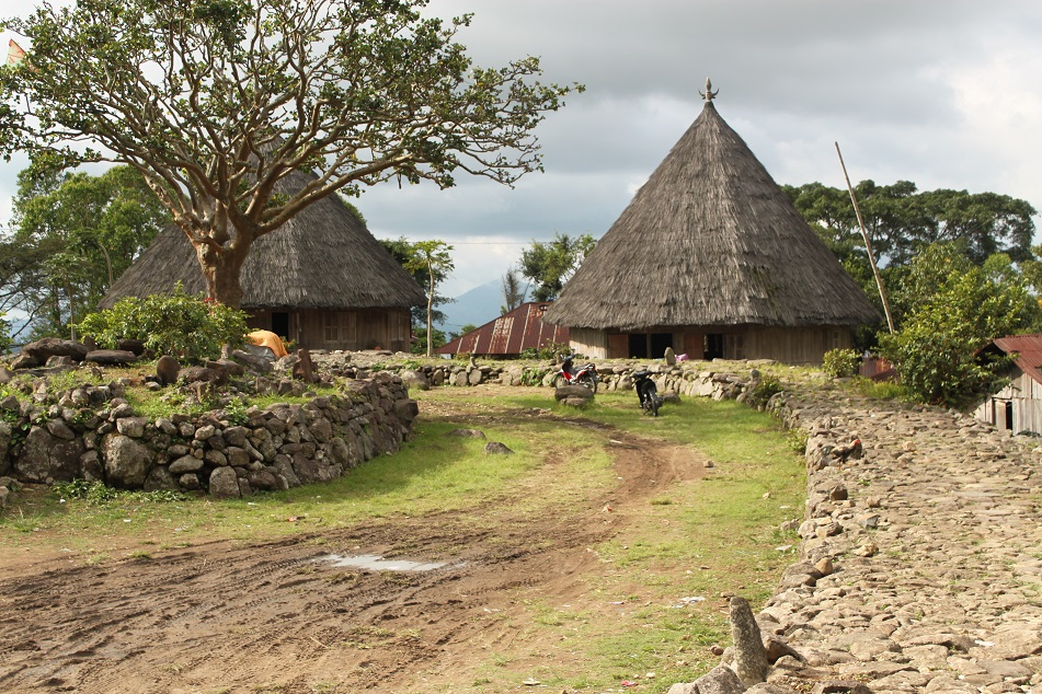 The Village of Ruteng Pu'u