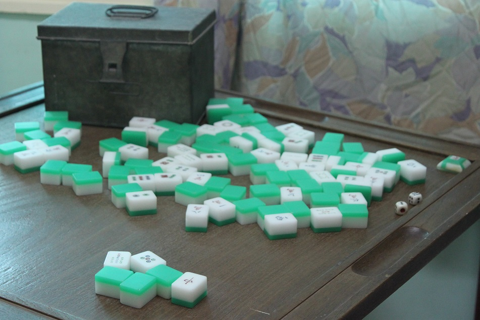 Mahjong Blocks