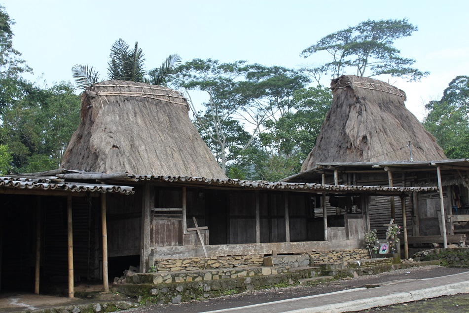Traditional Houses, Wogo