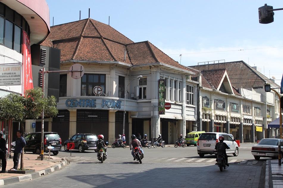 A Corner of Braga Street (Jalan Braga)