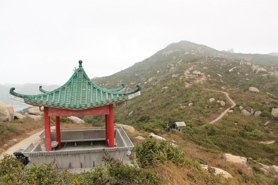 A Hill Post