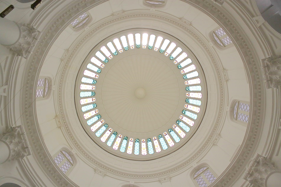 Underneath the Dome