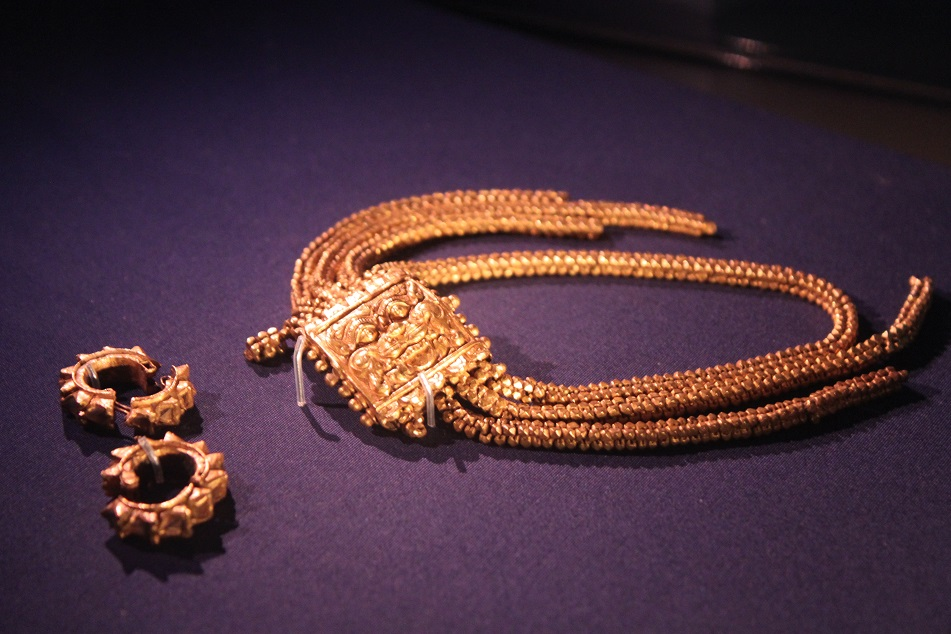 Royal Jewelry Retrieved from Bukit Larangan