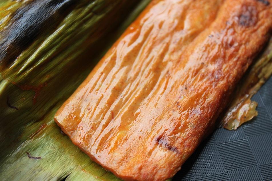 Otah, A Peranakan Fish Cake