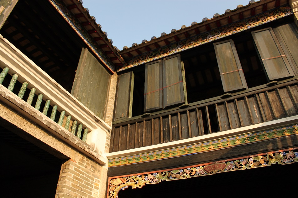 The L-Shaped Upper Floor of Ching Shu Hin