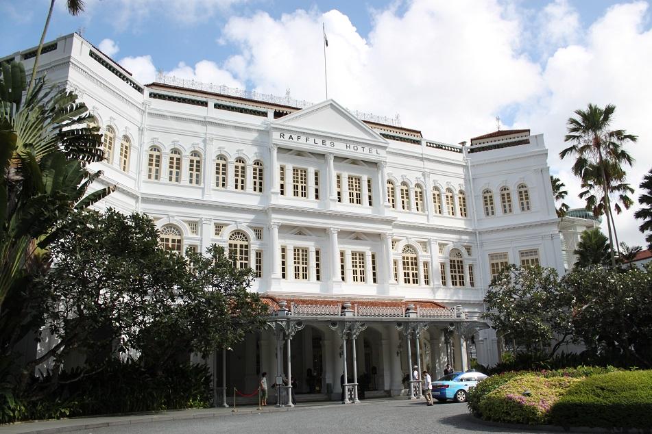 The Legendary Raffles Hotel