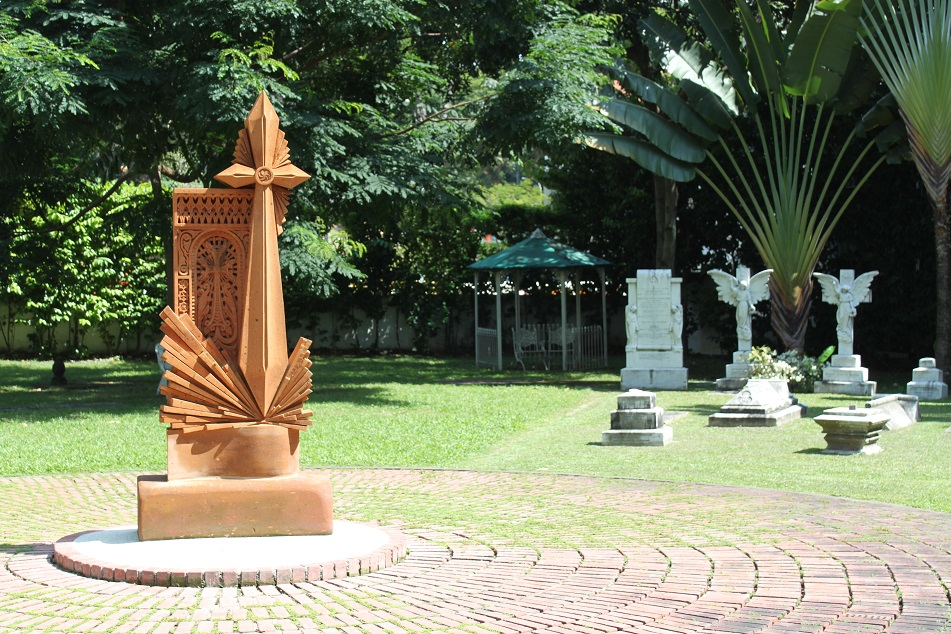 The Church's Garden