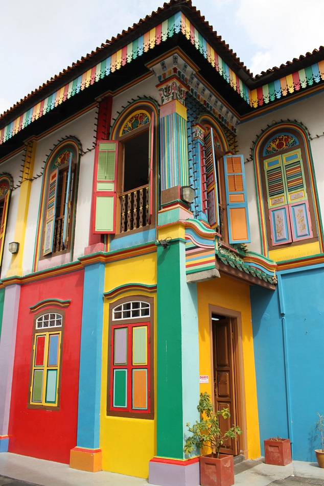 The Most Conspicuous Residence in Little India