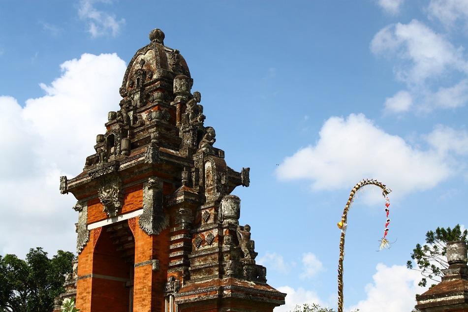 Taman Ayun's Architecture