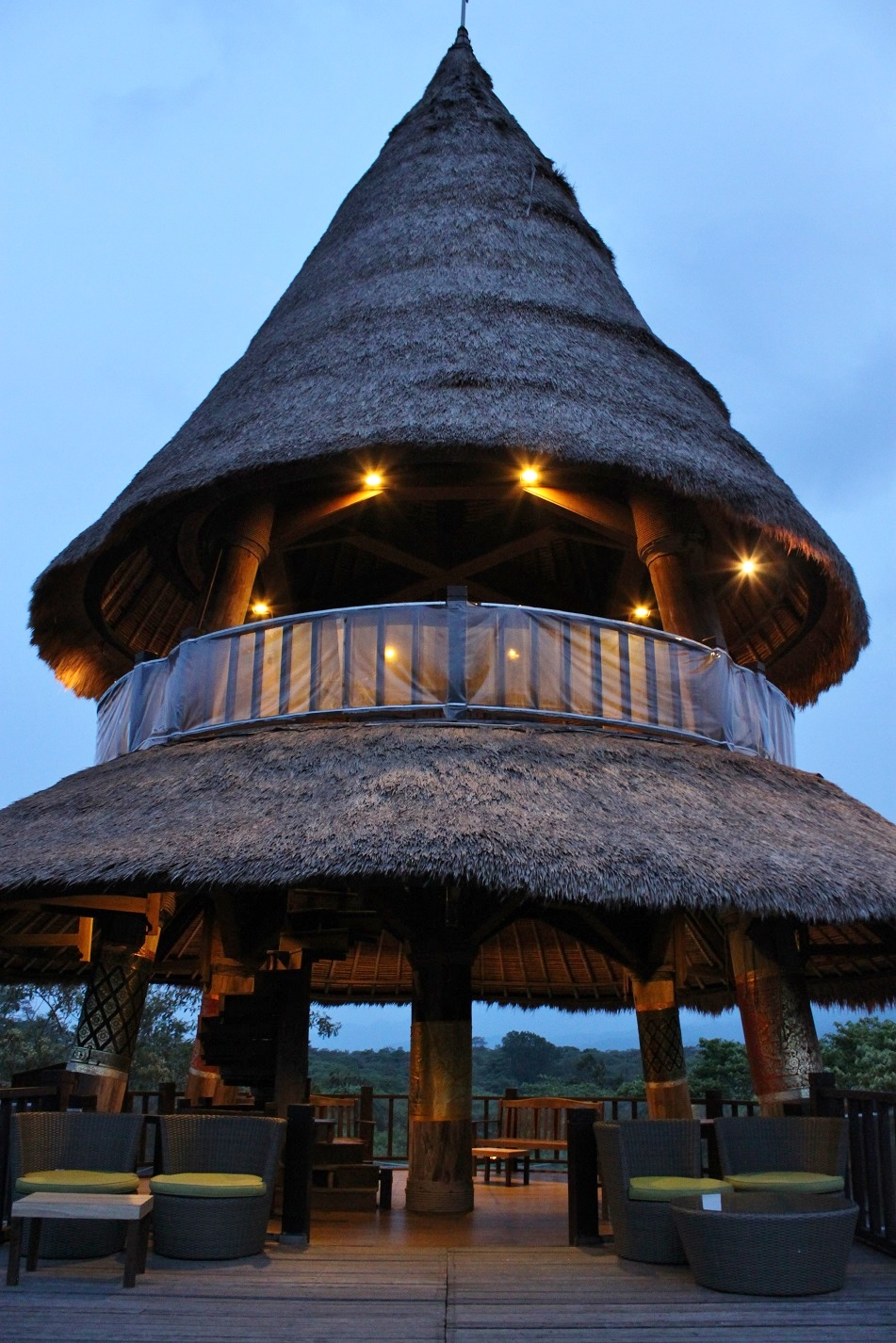 Bali Tower, the Resort's Landmark