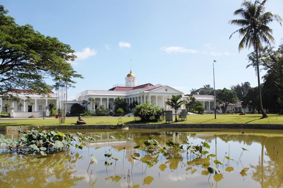 Bogor Presidential Palace