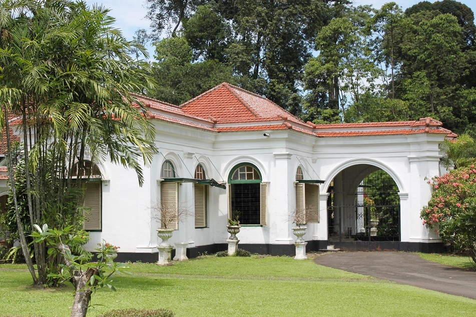 Former Residence of the Bogor Botanical Garden