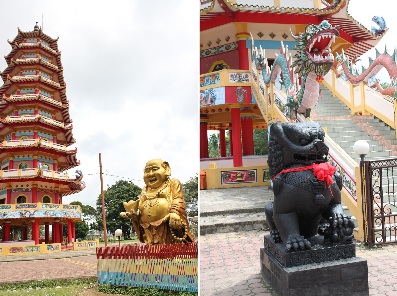The Island's Pagoda