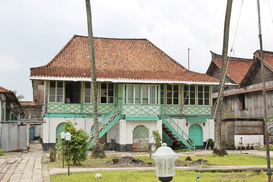 One of the Biggest Houses at Kampung Kapitan