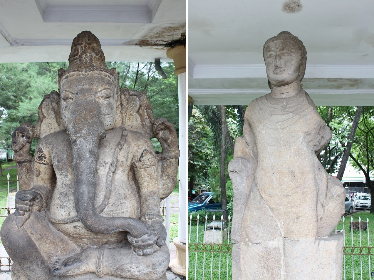 Bigger Statues from the Time of Sriwijaya
