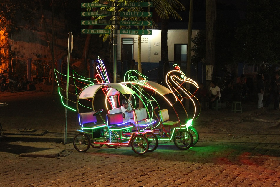 Modified Rickshaw