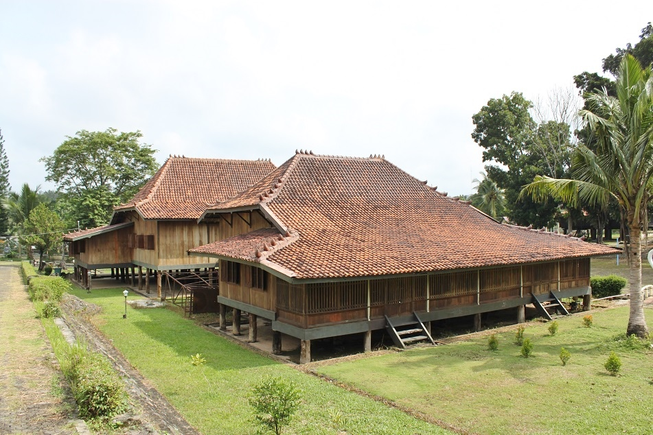 Rumah Limas, South Sumatra's Traditional House