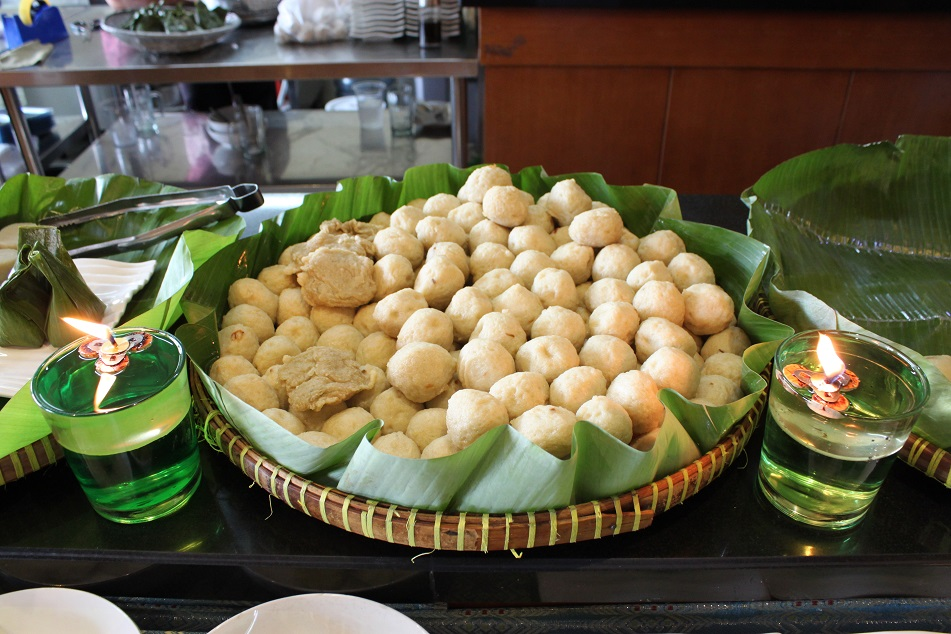 Pempek Adaan, A Local Favorite
