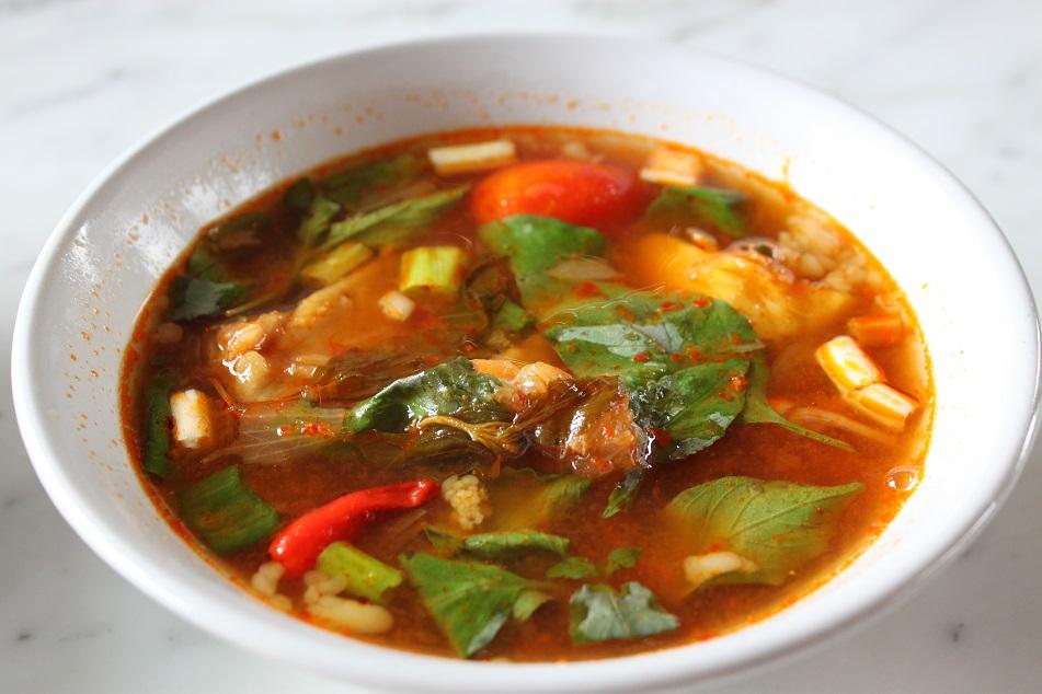 Pindang Gabus, A Bowl of Freshness