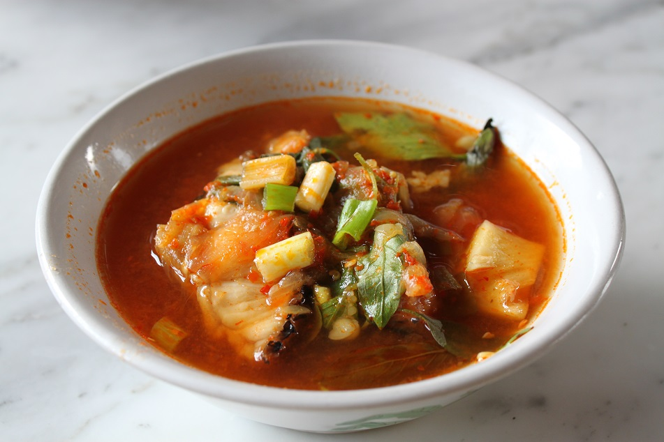 Pindang Patin, A Similar Dish with Different Fish