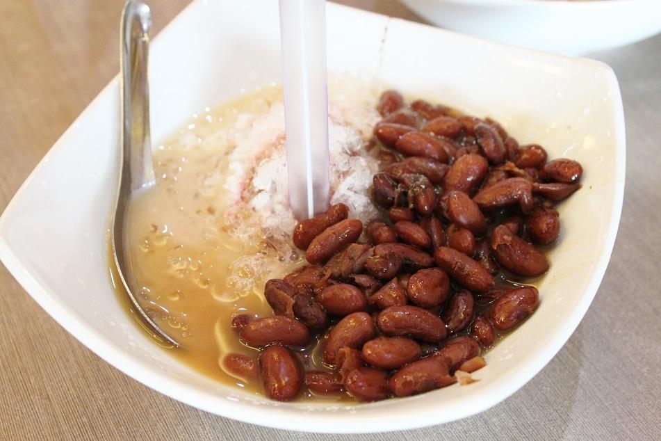 Es Kacang Merah, A Dessert of Choice