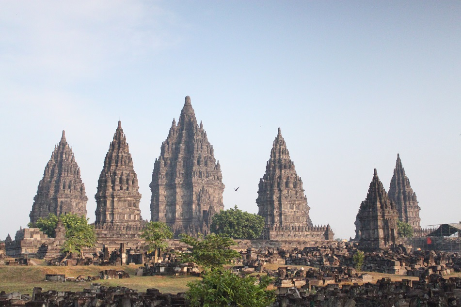 Prambanan Temples, A 9th Century Hindu Temple Complex